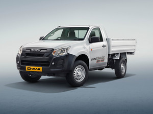 Isuzu Motors India launches D-MAX Super Strong, Priced At Rs. 8.39 Lakhs