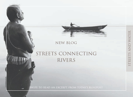 Streets Connecting Rivers