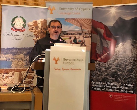 «Δικτύωση: κατάσταση και προοπτικές της Ιταλικής γλώσσας στην Κύπρο»
