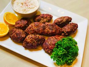Gluten Free Kefta (Moroccan Minced Beef )
