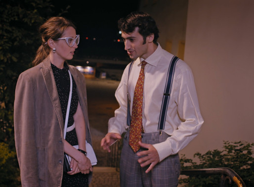 Titus & Mirabella - Short Film Review