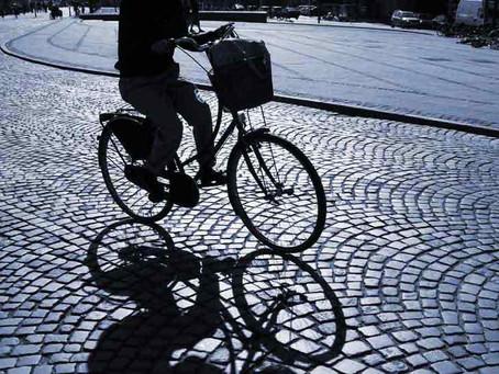 Att ta cykeln istället är inte alltid bra