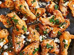 Mashama Bailey's Baked Greek-Style Chick