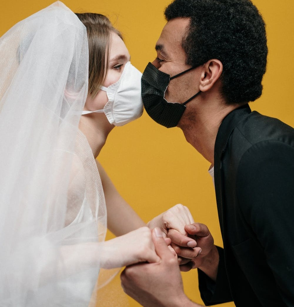 weddings - corona - online dating