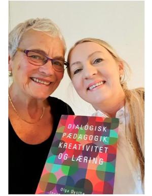 NEW PUBLICATION: DIALOGIC PEDAGOGY, CREATIVITY, AND LEARNING, KLIM FORLAG