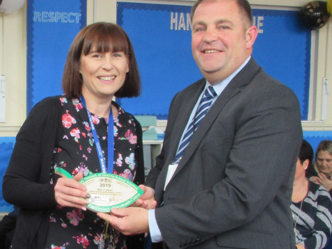 Healthy Schools Award