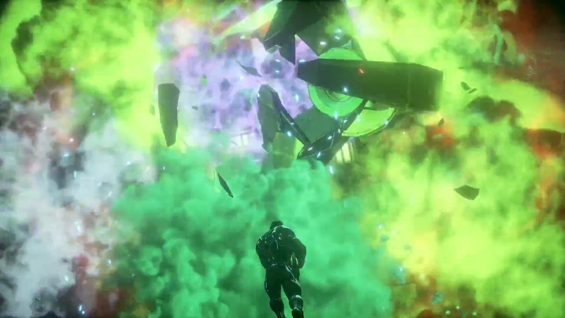 Colorful Explosions