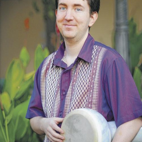 EP 67 - The Role of Percussion Around the World with Colin O'Donohoe