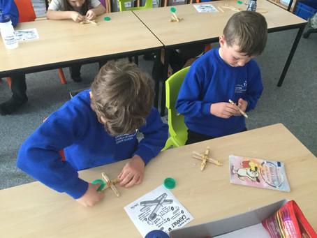 STEM Activities in 3EC