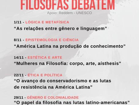Filósofas Debatem