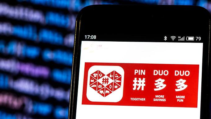ไม่แข่ง Alibaba!!! Pinduoduo เว็บอีคอมเมิร์ซจีน มุ่งตลาดรายได้น้อย