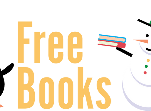 2018 Holiday Free Book Giveaway!