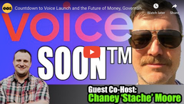 🎬 Everything EOS: Countdown to Voice Launch and the Future of Money, Governance & the Law