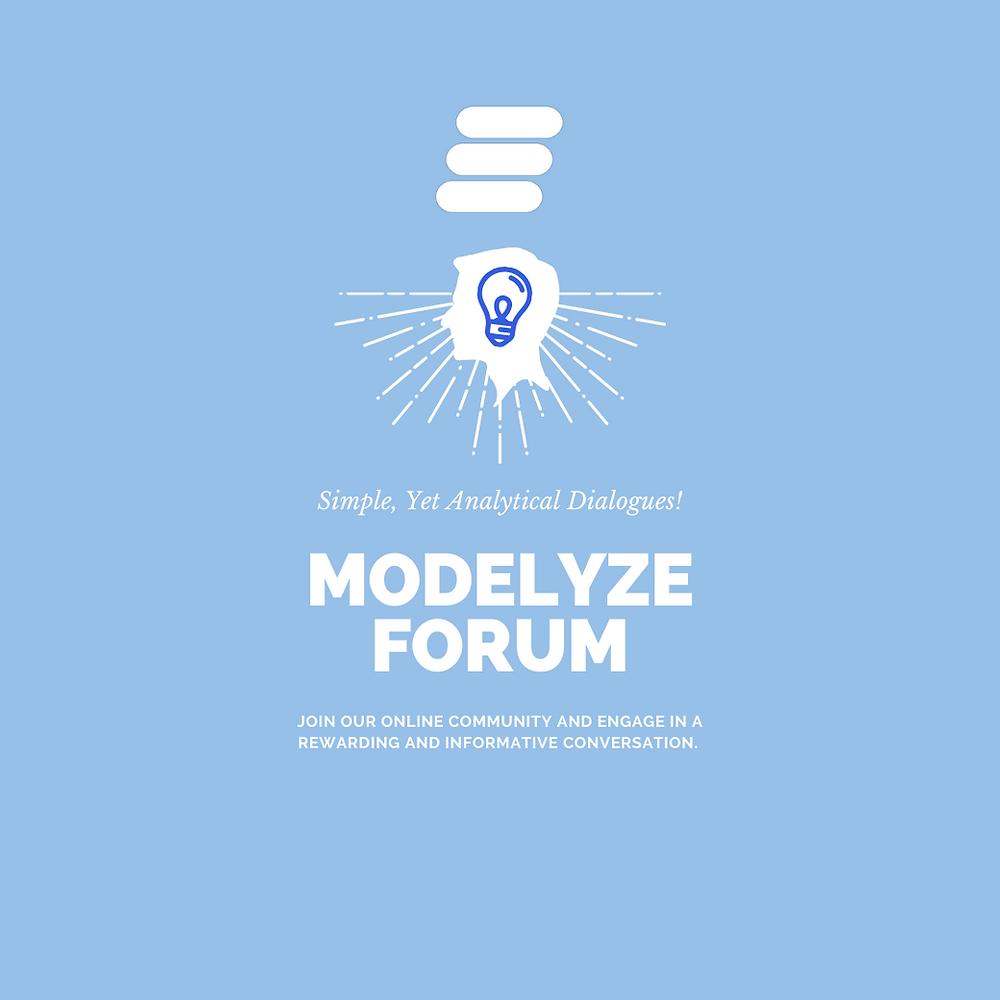 Modelyze Forum