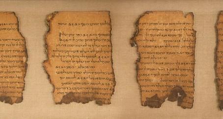 The Dead Sea Scrolls in Denver