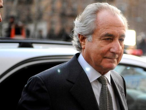 Bernie Madoff, autor do maior esquema de pirâmide da história, teria menos de 18 meses de vida