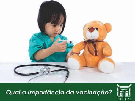 Qual a importância da vacinação?