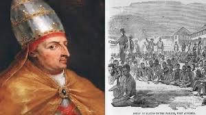Le Pape Nicolas V, a-t-il autorisé l'esclavage des Noirs ?