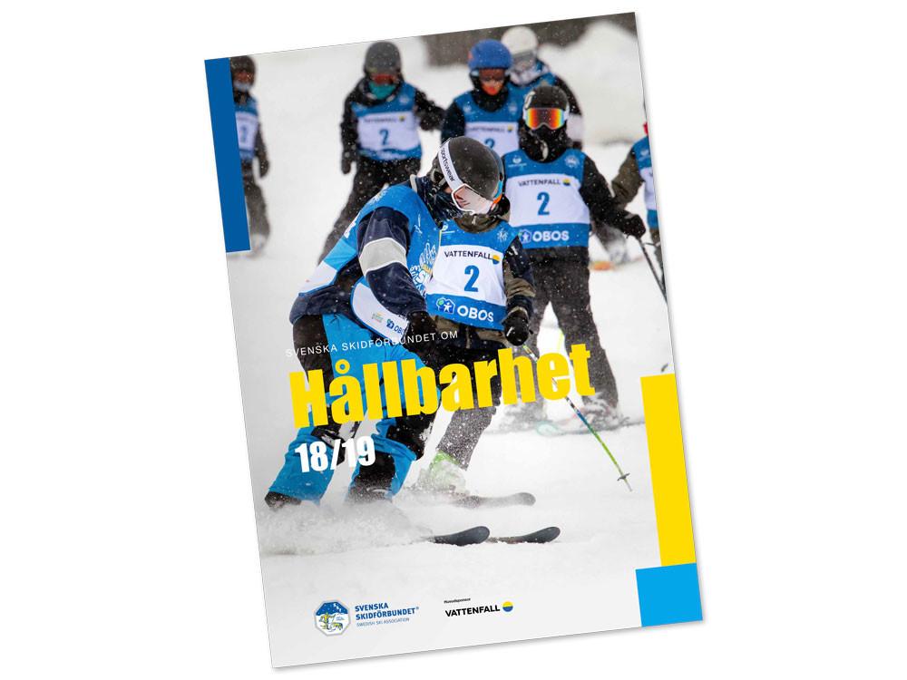 #svenskaskidförbundet #hållbarhetsrapport