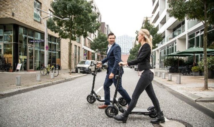 Egret-Ten E-scooter UK