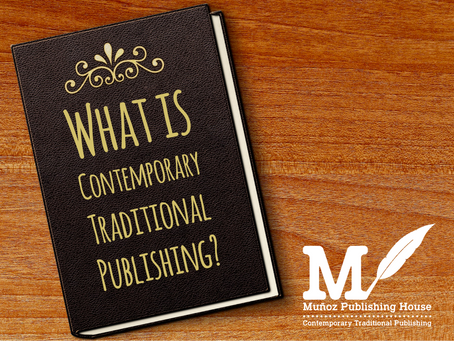 What is Contemporary Traditional Publishing?