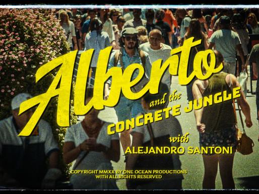 Alberto and the Concrete Jungle Film Review