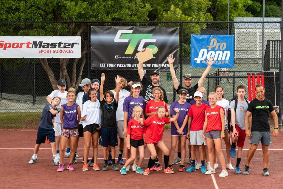 Charleston Tennis Circuit Junior Tennis Tournament Participants