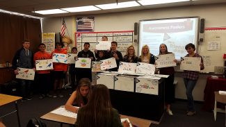 'Teen Talk' creates suicide awareness at Douglas High School