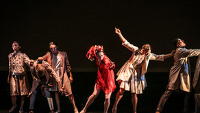 Si lloro; la poesía sin palabras. Impresiones sobre la más reciente producción de Tampa City Ballet.