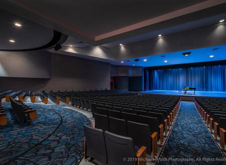 High School Auditoriums