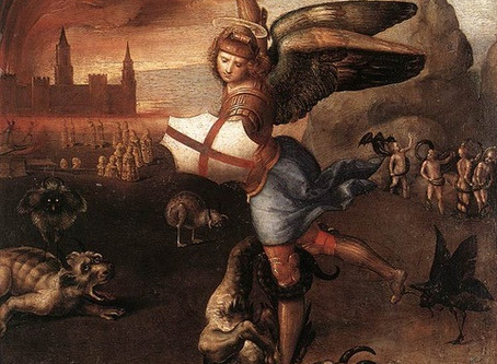 Exorcist Diary #91: The Spirit of St. Michael