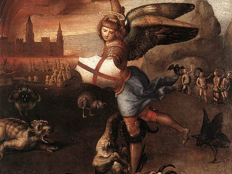 Exorcist Diary #91: The Spirit of St. Michael