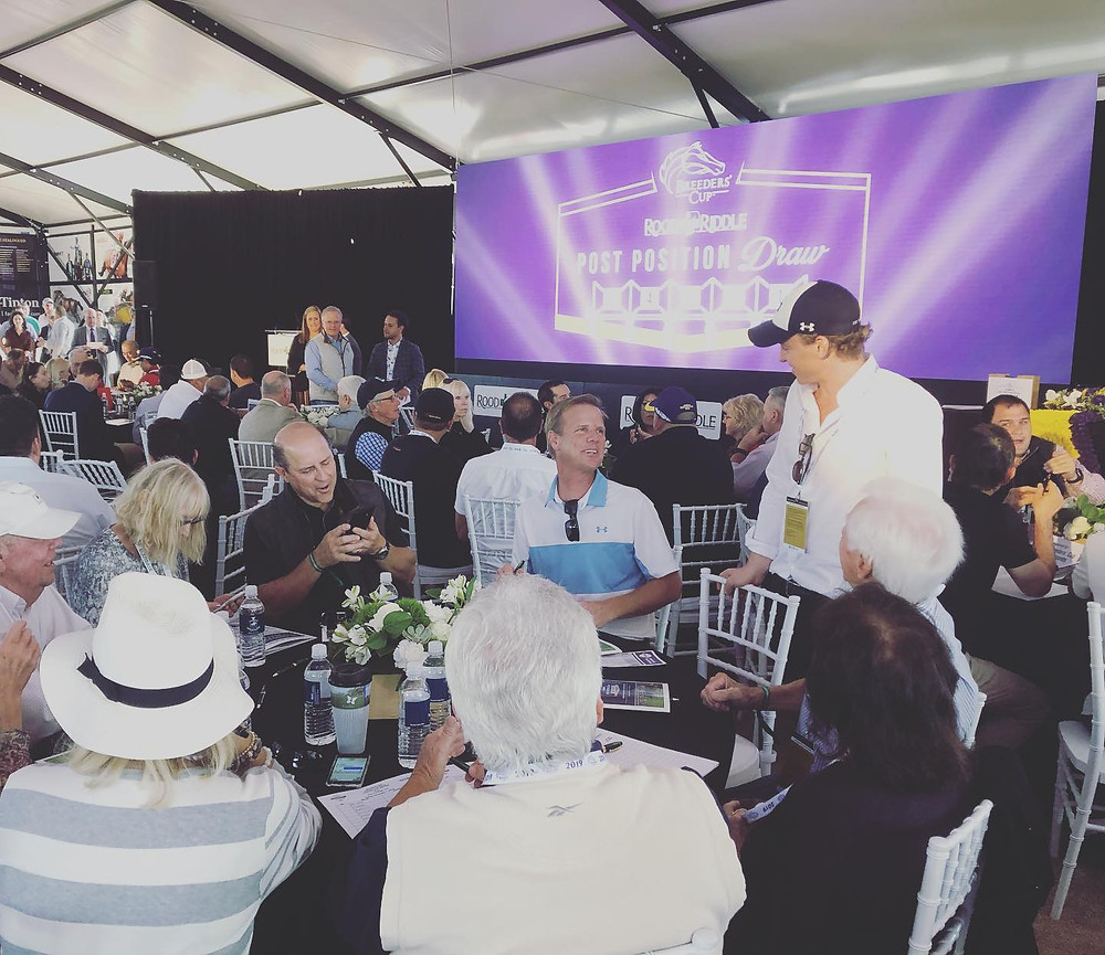 Taste of Victory Stables, Breeders' Cup, Hit the Road, horse racing syndicate