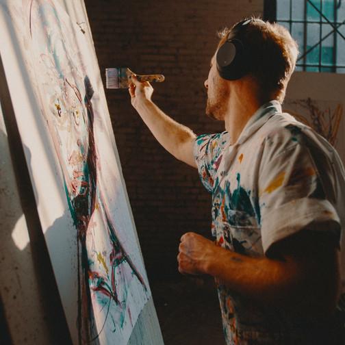 Laisser parler son intuition à travers l'art: Développer sa créativité intuitive