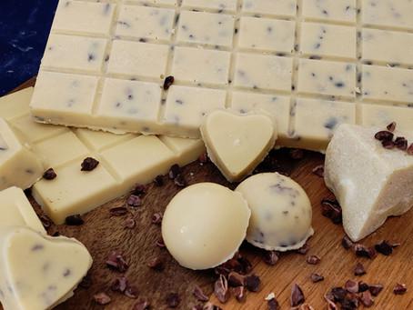 Keto White Chocolate/Cookies and Cream Recipe