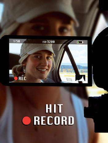 REVIEW: 'Hit Record' (2020), a mockumentary feature by  Ethan Cvitanic