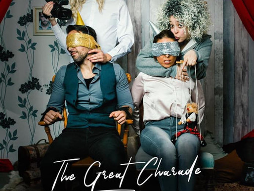 The Great Charade indie film review