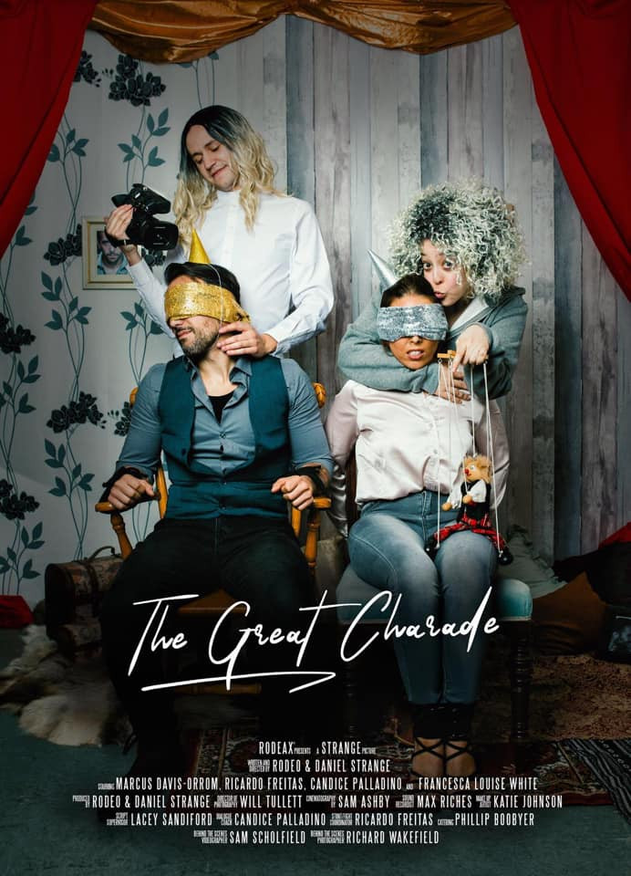 The Great Charade movie poster