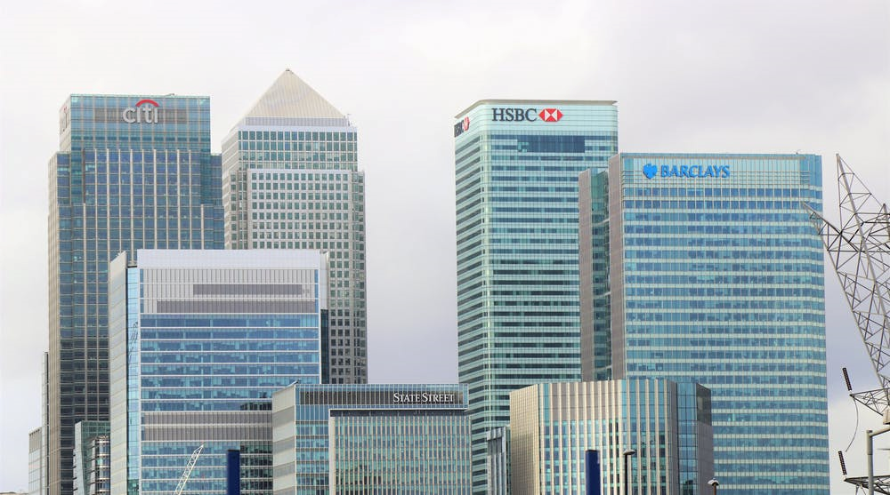 Canary Wharf is the centre for many securities lending participants