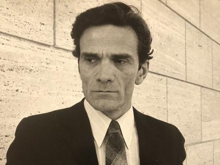 Pier Paolo Pasolini la stele della discordia. Un testo di Enzo Siciliano (1993)