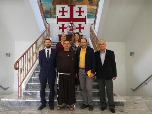 Συνάντηση με την Ιταλική Πρεσβεία