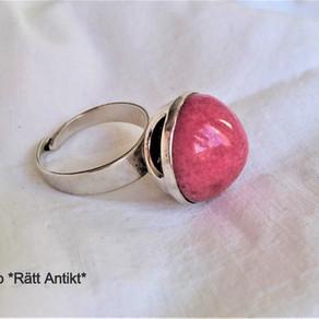 Rodokrosit, en sten att fängslas av