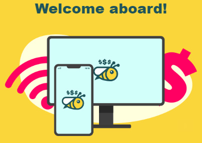 Honeygain.Welcome aboard!