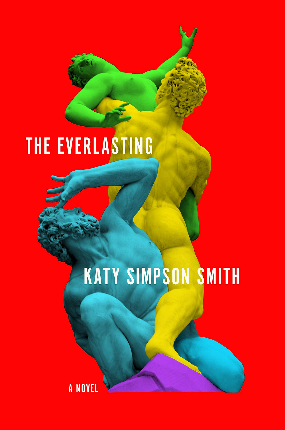 THE EVERLASTING by Katy Simpson Smith  : the book slut book reviews thebookslut
