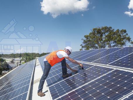 Miért takarítsuk rendszeresen napelemeinket?