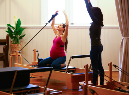 Pre & Postnatal Pilates