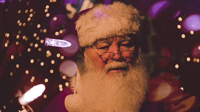 Joulupukkina oleminen ei ole pelkkää nautintoa.