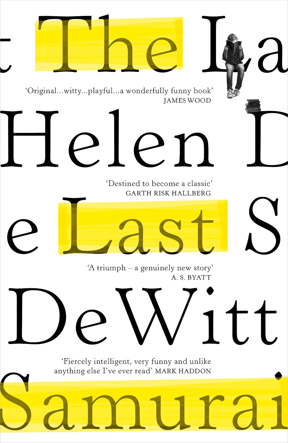 The Last Samurai by Helen DeWitt : the book slut book reviews