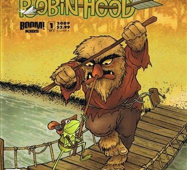 Jim Henson - The Muppets - Robin Hood