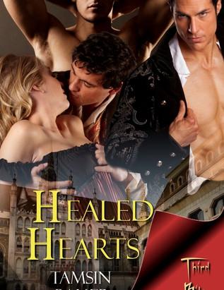HEALED HEARTS - tamsin baker